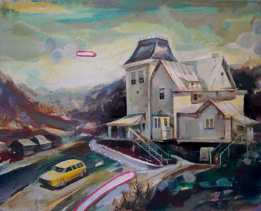 8JonathanNotario_Las vacaciones de Adam y Alice_o:lienzo.33x41cm.700€